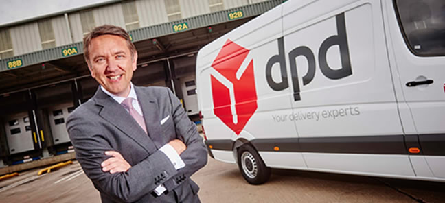 DPDgroup UK | Owner Driver Portal